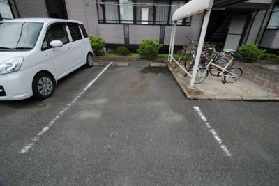【駐車場】ストークハイム