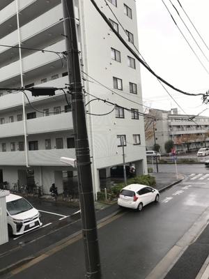 バルコニーからの眺め☆彡