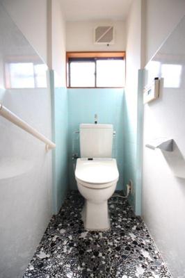 【トイレ】伏見区深草善導寺町 中古戸建