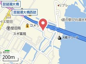 【地図】Lake ship