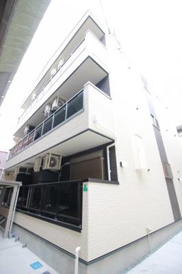 【外観】F mirai baum(エフ ミライ バオム)令和元年11月完成の新築物件♬