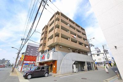 【外観】メゾンケイティーエス店舗