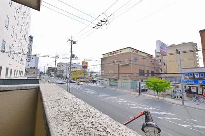 【展望】メゾンケイティーエス店舗