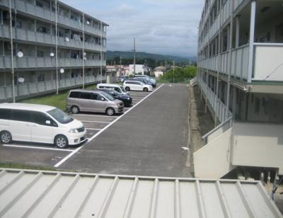 【駐車場】ビレッジハウス美合