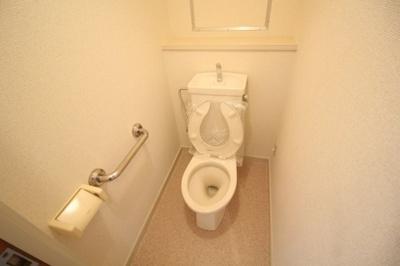 【トイレ】シティハイツイーストコート9番街