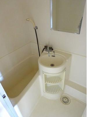 【浴室】メディカルコーポⅡ