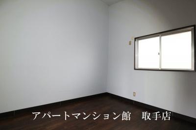 【居間・リビング】フラット白山第二