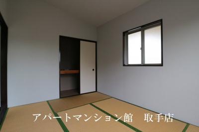 【寝室】フラット白山第二