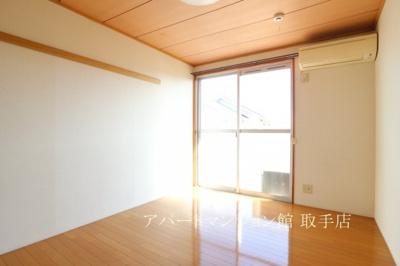 【寝室】ムカイハラハイツA