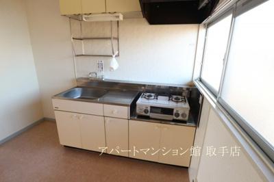 【セキュリティ】ムカイハラハイツA