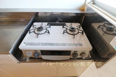 【トイレ】ムカイハラハイツA