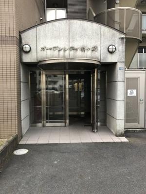 【エントランス】ガーデンシティ柳ヶ崎