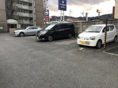 【駐車場】ガーデンシティ柳ヶ崎