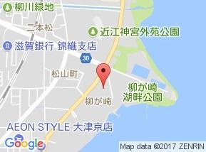 【地図】ガーデンシティ柳ヶ崎