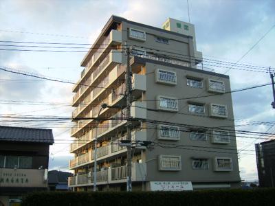 【外観】北方スカイマンション