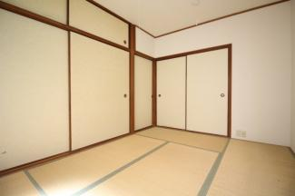 【寝室】一王山マンション