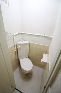 【トイレ】一王山マンション