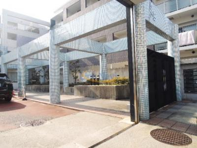 【エントランス】おおきに花川サニーアパートメント