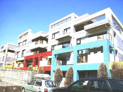 【外観】おおきに花川サニーアパートメント