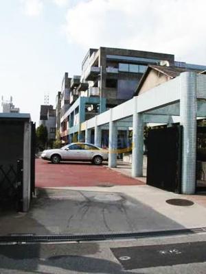 【駐車場】おおきに花川サニーアパートメント