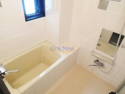 【浴室】おおきに花川サニーアパートメント