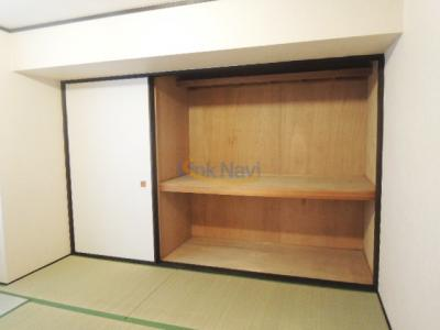 【収納】おおきに花川サニーアパートメント