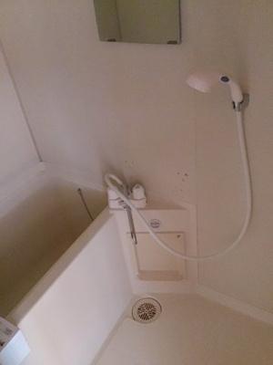 【浴室】ラメールハイツⅡ