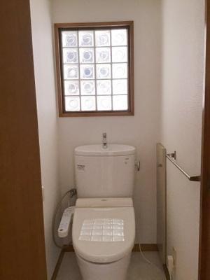 【トイレ】ラメールハイツⅡ