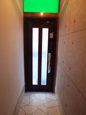 【玄関】西明石テラスハウス