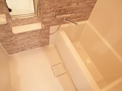 【浴室】西明石テラスハウス