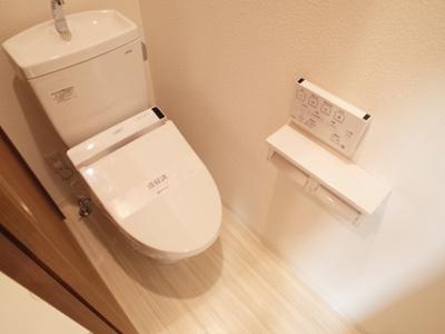 【トイレ】西明石テラスハウス