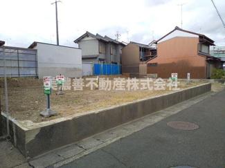 【区画図】53813 岐阜市大縄場分譲地