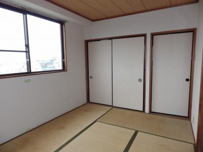 【寝室】エスポワール富洲原