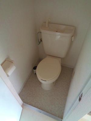【トイレ】セラ鶴ヶ丘