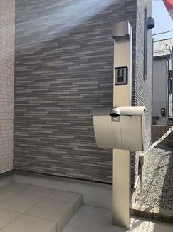 【設備】大阪府高槻市岡本町 1期2号地 新築戸建