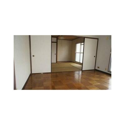 検見川アートホームズの洋室