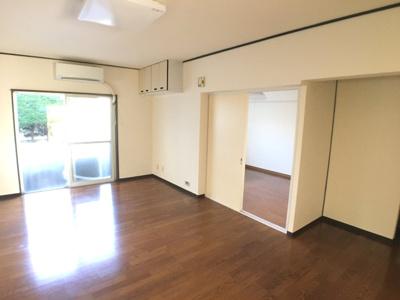 【居間・リビング】国立ローズマンション