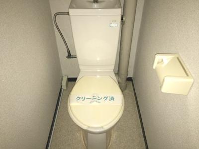 【トイレ】国立ローズマンション