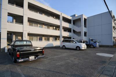 【駐車場】黒沢マンション