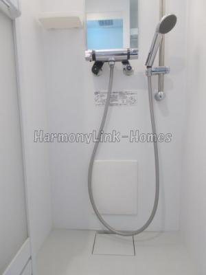 ハーモニーテラス千川のきれいなシャワールームです(同一仕様写真)☆