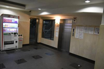 麻布十番駅徒歩1分 バストイレ別1K レジデンシア麻布十番