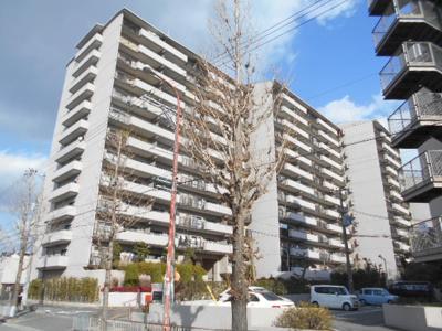 【現地写真】 鉄骨 鉄筋コンクリート造の267戸の大型マンション♪