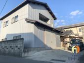 八女市津江中古住宅ガレージ付の画像
