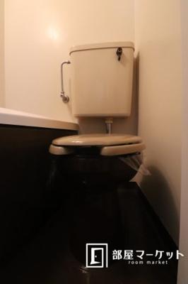 【トイレ】味楽留ビル