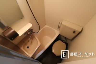 【浴室】味楽留ビル
