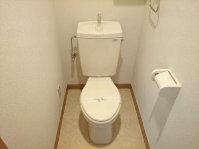 【トイレ】グランデサウタール