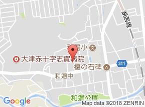 【地図】グランデサウタール