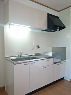 【キッチン】グランデサウタール