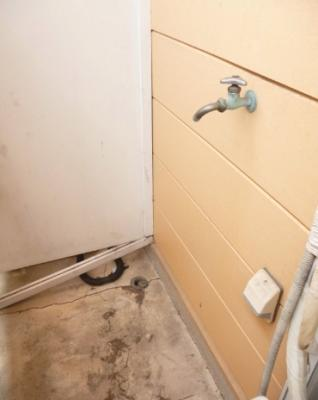 洗濯機置場(バルコニー) イメージ