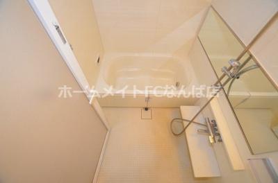 【浴室】ルナグランデ